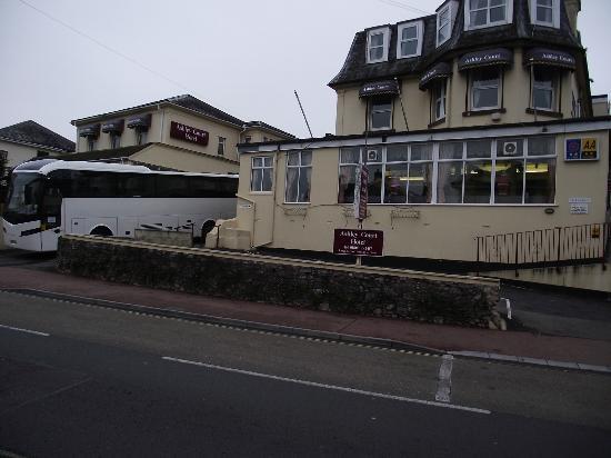 Ashley Court Hotel: Hotel View