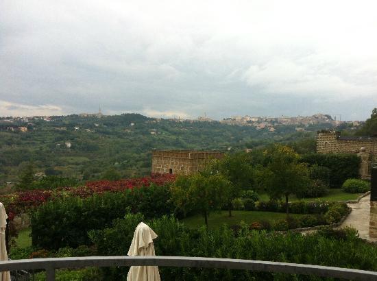 Castello di Monterone: Vista dalla camera