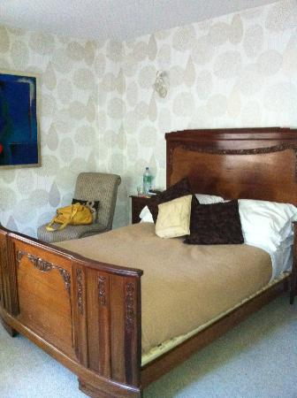 River Cottage: Das hübsche, etwas kleine, Bett