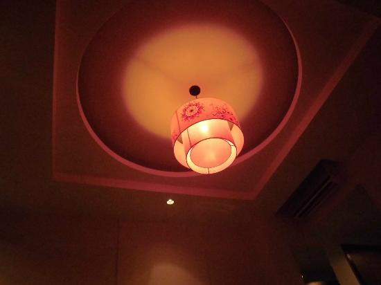Bong Sen Hotel Saigon: 中華風の証明