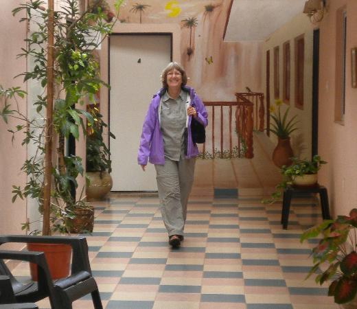 Bosetti Apart Hotel : Bosettie Apart Hotel: hallway between rooms