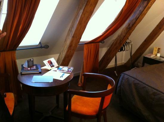 Hotel Leonardo Prague: Seating area