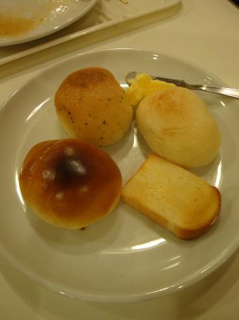 โรงแรมคันไซ: Breakfast 1