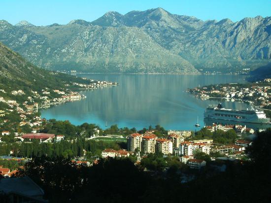 SENTIDO Tara: Scenic view in Montenegro