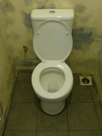 Raizzy's Guesthouse: Toilet