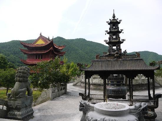 Jinhua Huangdaxian Palace : Huangdaxian