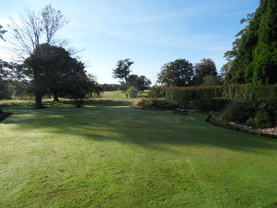 Macdonald Linden Hall Golf & Country Club: The park