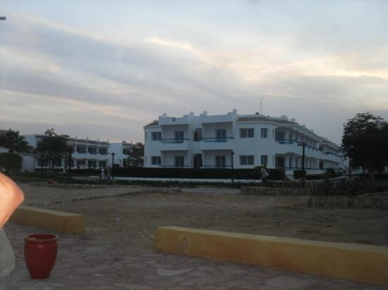 Dreams Beach Resort: apartments