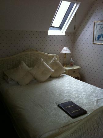Barbican House: Unser hübsches Zimmer