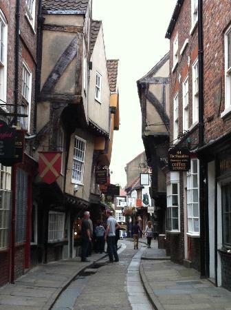 Barbican House: York sieht teilweise aus, wie aus einem Harry-Potter-Film