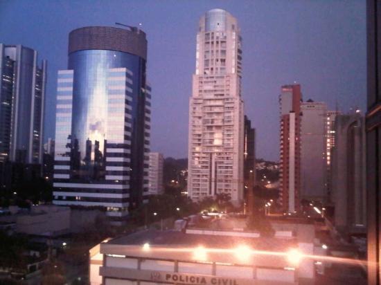 Estanplaza Berrini: View from the room