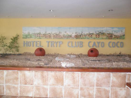 TRYP Cayo Coco: lobby area