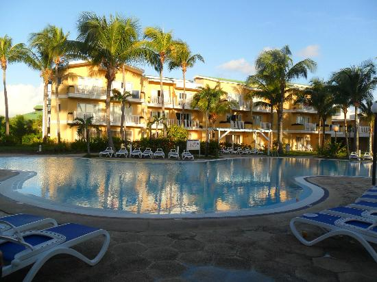 Tryp Cayo Coco: pool area