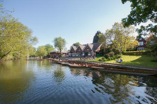 Cherwell Boathouse Restaurant
