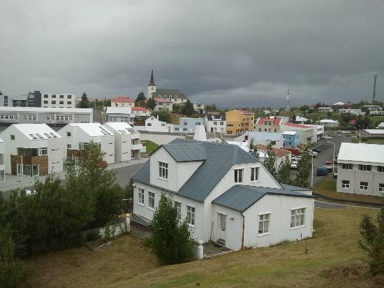 Borgarnes HI Hostel : area hostel in Borgarnes