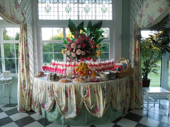 Maranatha Country House: Breakfast Room