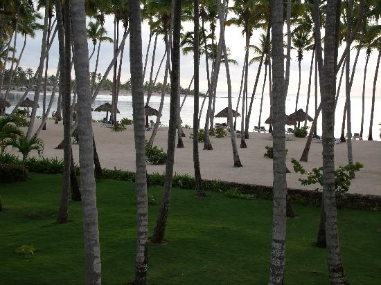 Grand Bahia Principe La Romana: view from room