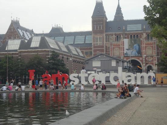 Ibis Amsterdam Centre Stopera: Ponto turistico