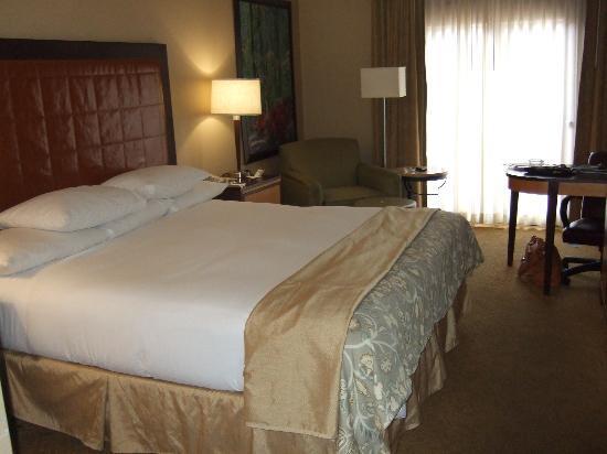 Hilton Wilmington / Christiana: Our room