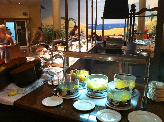 Cordial Mogan Playa: Petit-déjeuner