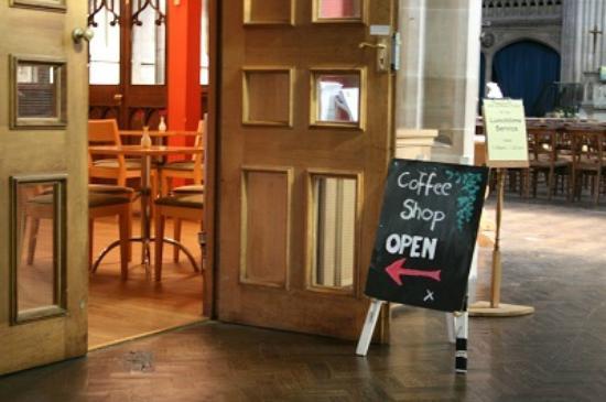 All Saints Church : Cafe