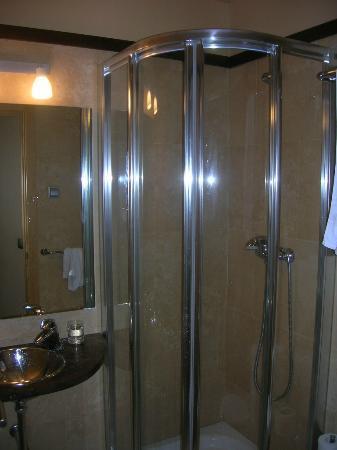 El Pasaje : salle de bains