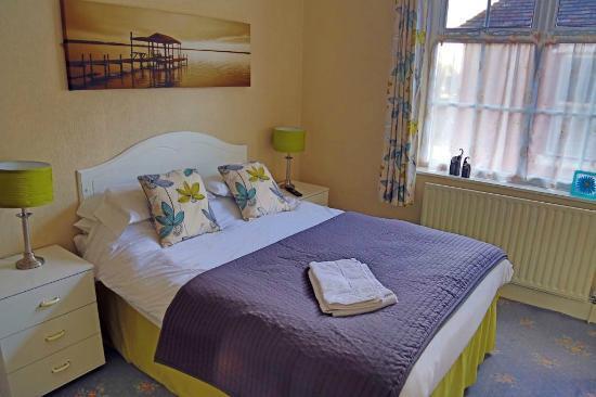 Abbey Grange Hotel: room 1