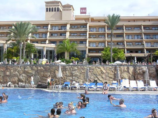 ClubHotel Riu Buena Vista: Aquagym
