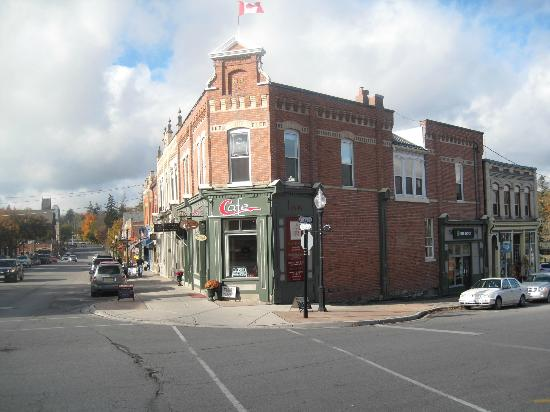 The Piano Inn 1884: Piano Inn, Port Perry