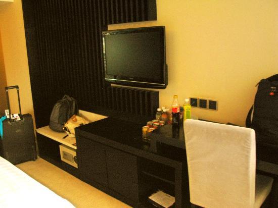 Lemon Hotel Xi'an: tv