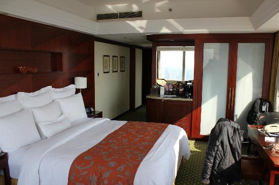 JW Marriott Hotel Shanghai at Tomorrow Square: room