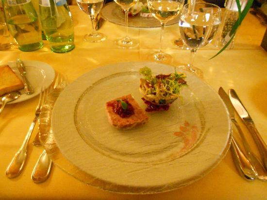 Hotel Butgenbacher-Hof: Lekker eten !