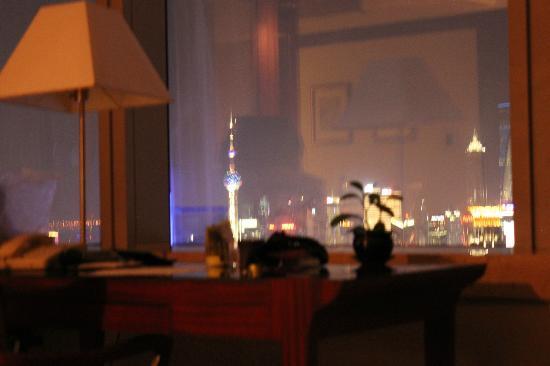 JW Marriott Hotel Shanghai at Tomorrow Square: view