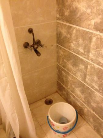 Hotel Kant: banheiro
