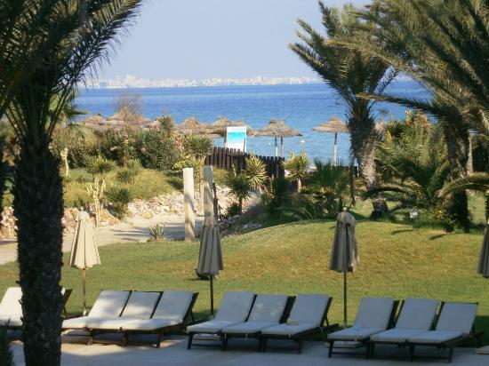 Royal Thalassa Monastir: Verso la spiaggia