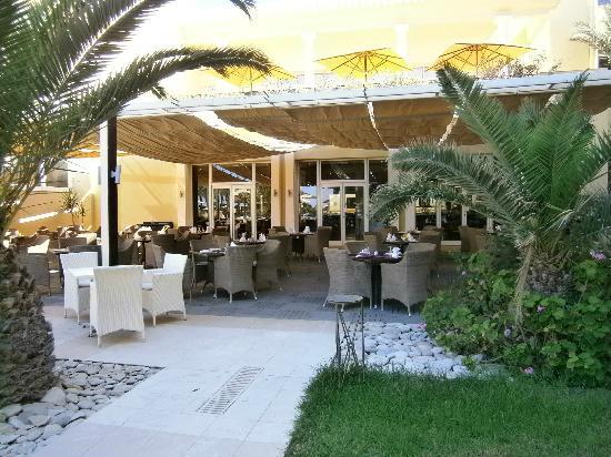 Royal Thalassa Monastir: Ristorante per colazione e cena