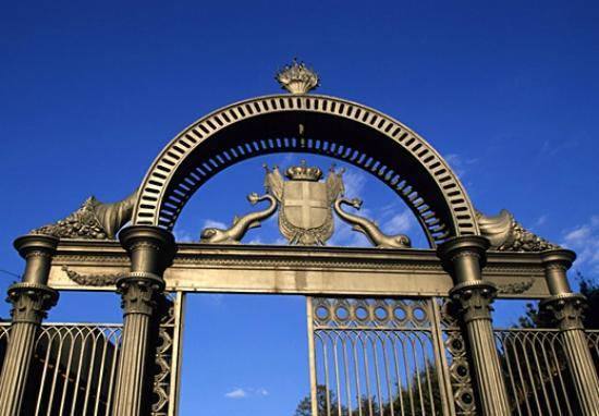 Cast Iron Gate, Ex-Ilva, Follonica