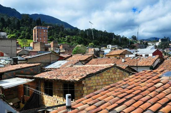 Casa Platypus: View from roof-top terrace