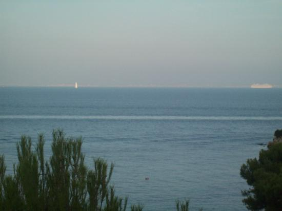 Intertur Palmanova Bay: view from room