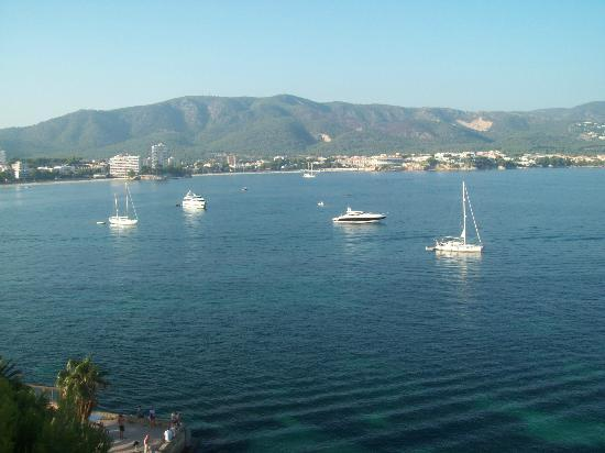 Intertur Palmanova Bay: view from the room 382