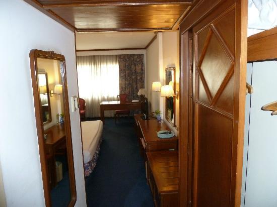 เช็คอินน์ รีเจนซี่ พาร์ค: Room/suite