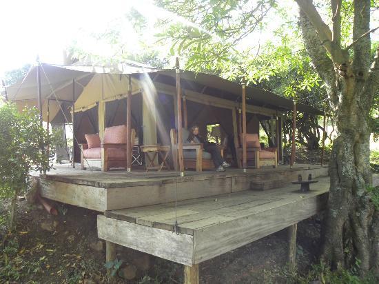 Enkewa Camp: la sala de ocio!!