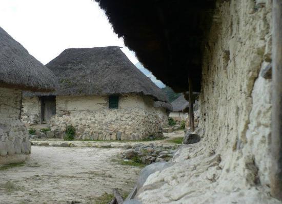 Santa Marta, Kolumbia: pueblito - nabusimake