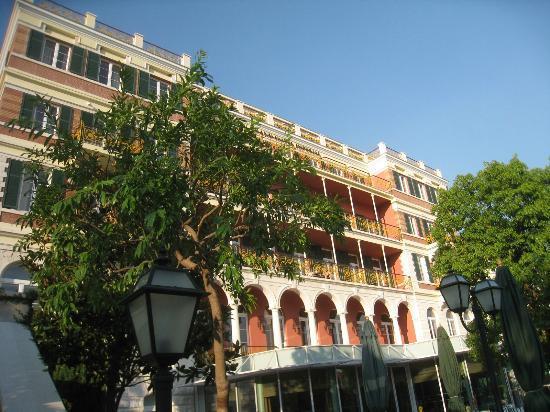 Hilton Imperial Dubrovnik: 外観