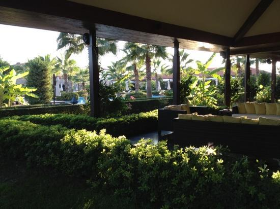 IC Hotels Residence : Outside lobby