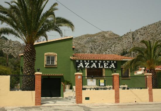 Restaurant Azalea , Sagra