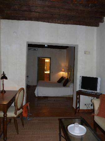 Hotel Molino del Arco: Our junior suite - I would not recommend it