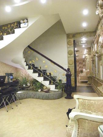 Hanoi Meracus Hotel 1: reception area view