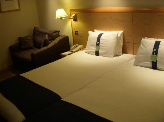 Holiday Inn London Kensington Forum: 部屋01