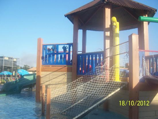 Aliathon Holiday Village: Splashpool